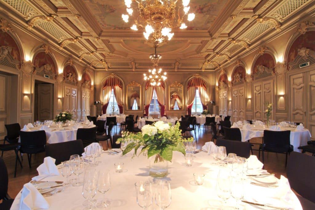 Hochzeitssaal Restaurant Bären Langenthal
