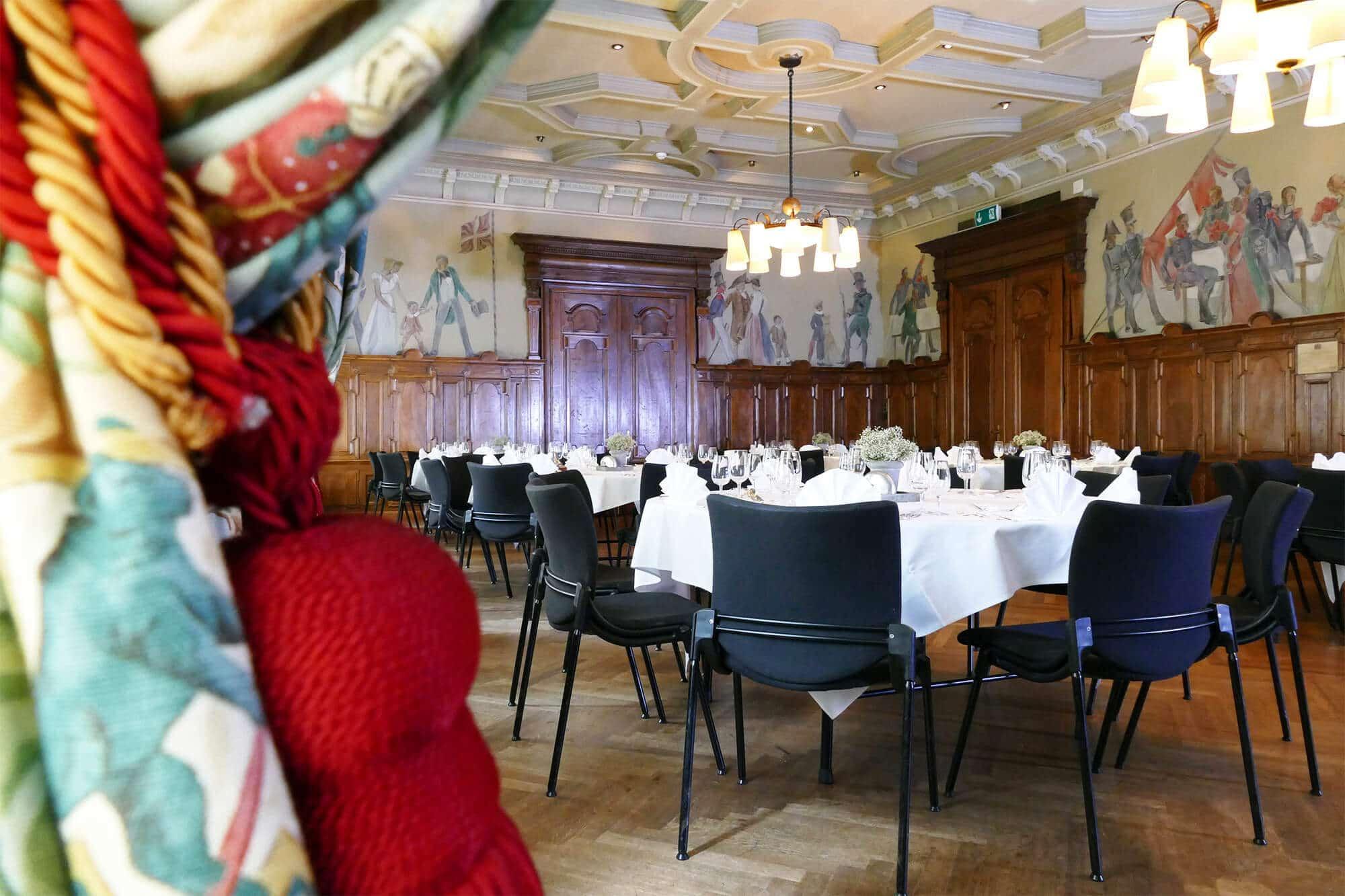 Bankett und Seminarraum Hotel Bären