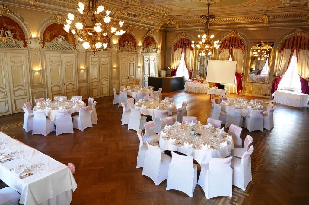 Hochzeitsaal im Bären
