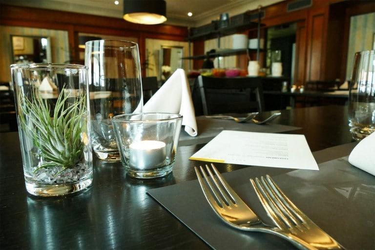 Restaurant Bären - Tischdeko