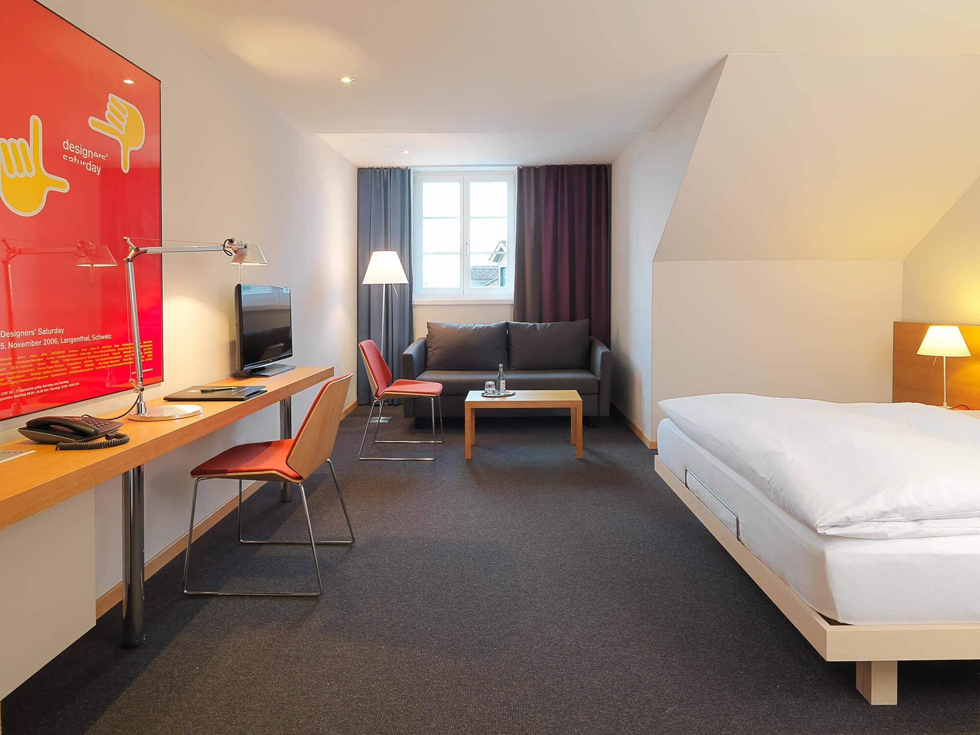 Design Zimmer - Hotel Bären