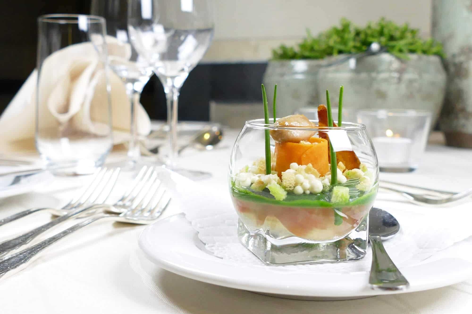 Gourmet Glas - Restaurant Bären