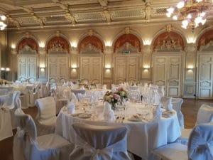 Hochzeit und Heiraten im Barocksaal Bären