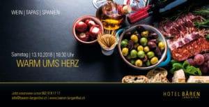 """""""Warm ums Herz"""" im Hotel Bären @ Hotel Bären Langenthal"""