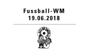 Fussball WM mit den Akkordwürger @ Hotel Bären - Innenhof