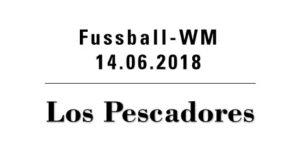 Fussball WM mit Los Pescadores @ Hotel Bären - Innenhof