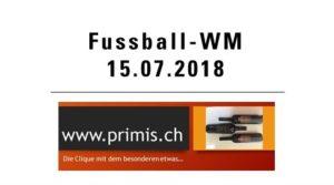 Fussball WM mit Primis @ Hotel Bären - Innenhof