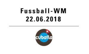 Fussball WM mit Cubaila @ Hotel Bären - Innenhof