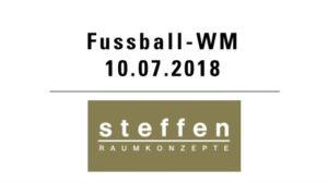 Fussball WM mit Steffen Raumkonzepte AG @ Hotel Bären - Innenhof