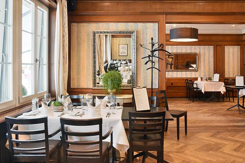 Restaurant Ambiente - Bären Langenthal