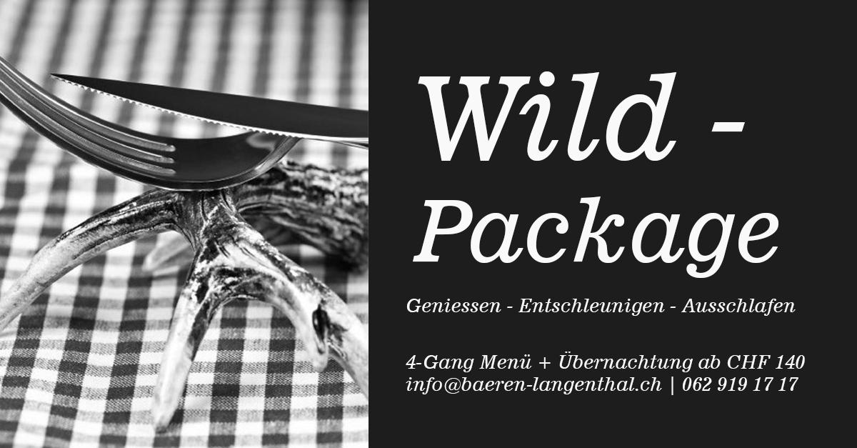 Wildpackage FB