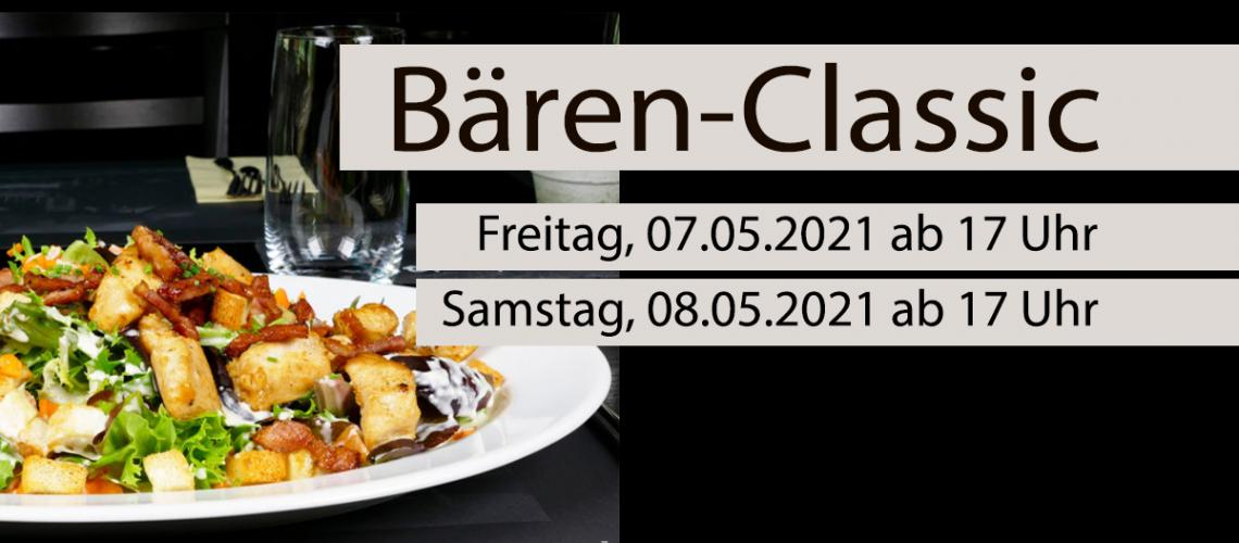 Bären Classic Website