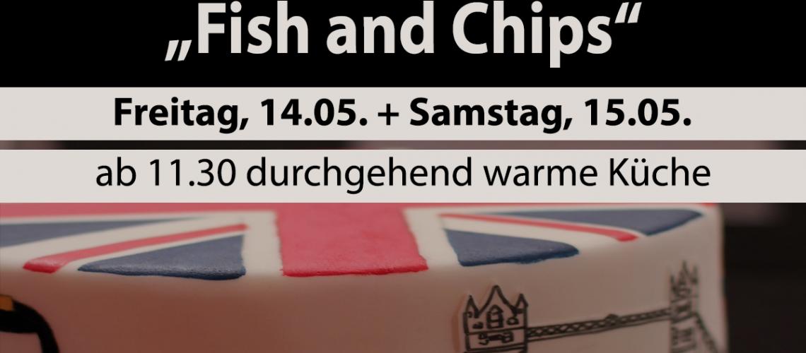 Fisch and Chips Website