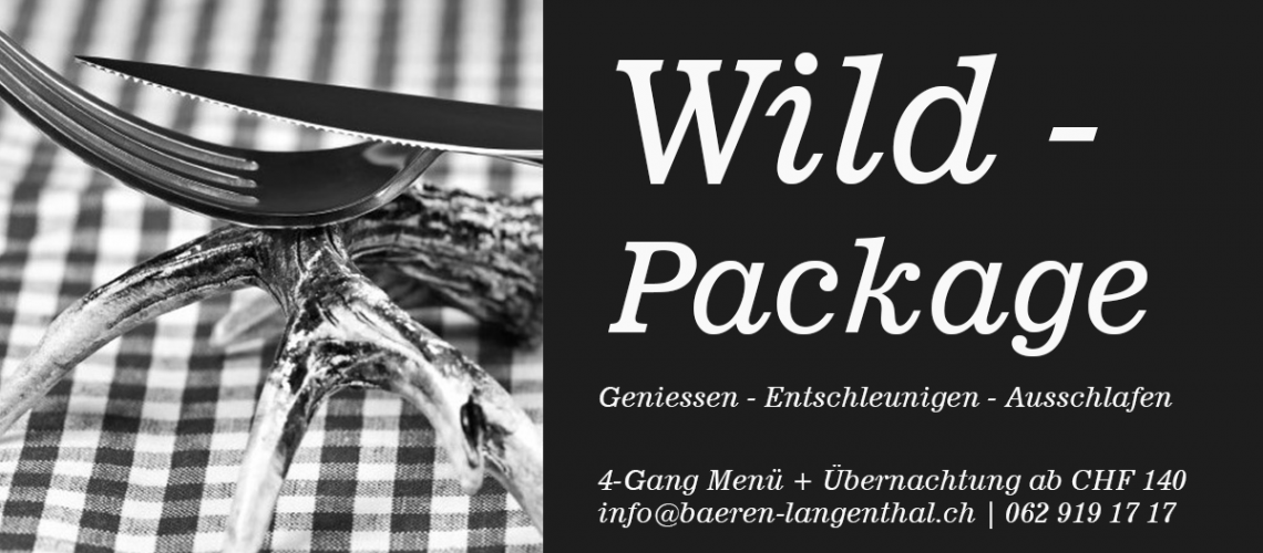 Wildpackage FB